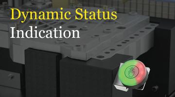 Banner Dynamic Status Indication
