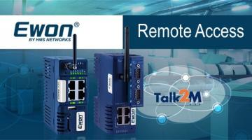 Ewon Secure Remote Technical Application