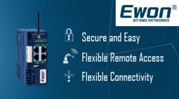 Ewon Remote Access