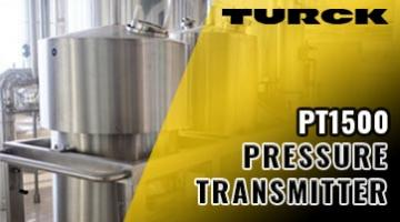 PT1500 LOW-PRESSURE TRANSMITTER