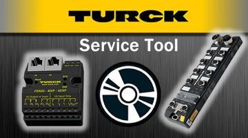 Turck Service Tool