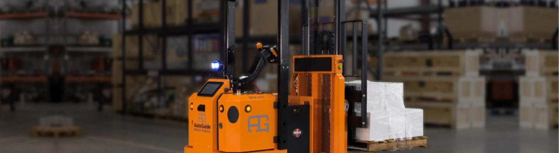 autoguide max n10 mobile robot